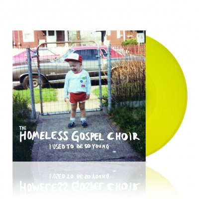I Used To Be So Young | Yellow Vinyl
