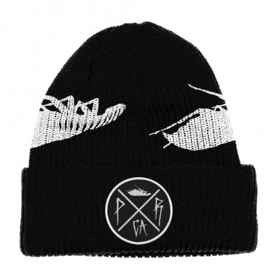 shop - Roach Crossing Logo | Beanie