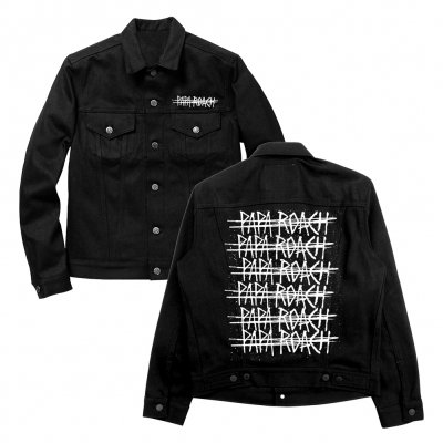 papa-roach - Repeater | Denim Jacket