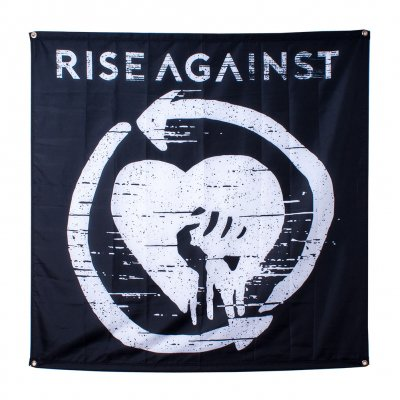 Rise Against - HeartFist | Flag