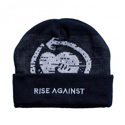 rise-against - Knitted Heart Fist | Beanie