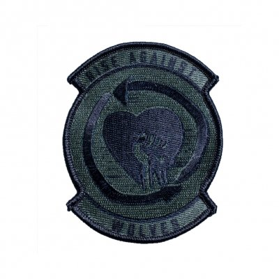 rise-against - Heartfist Green | Patch