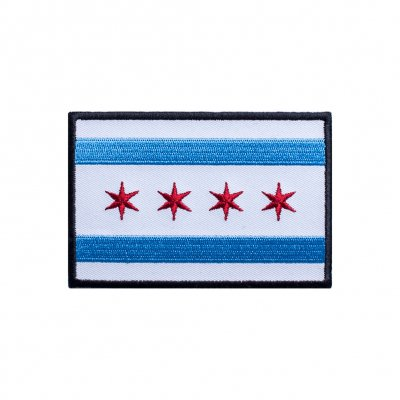Rise Against - Chicago Flag | Patch