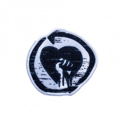 rise-against - Heartfist White | Patch