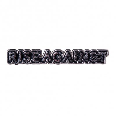 rise-against - Letters | Enamel Pin