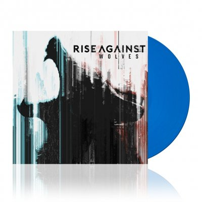 Rise Against - Wolves | Blue Vinyl