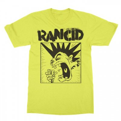 shop - Screaming Mohawk Yellow | T-Shirt