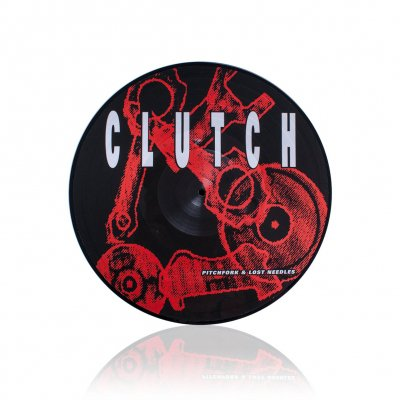 clutch - Pitchfork&Lost Needles | Picture Vinyl