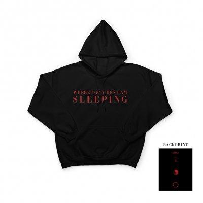 shop - Where I Go When I Am Sleeping | Hoodie