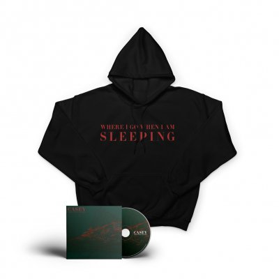 Casey - Where I Go When I Am Sleeping | CD+Hoodie