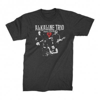 alkaline-trio - Past Live | T-Shirt