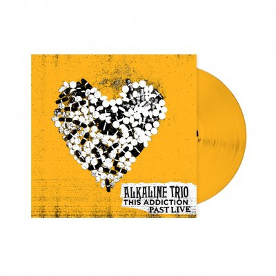 Alkaline Trio - This Addiction: Past Live | Orange Vinyl