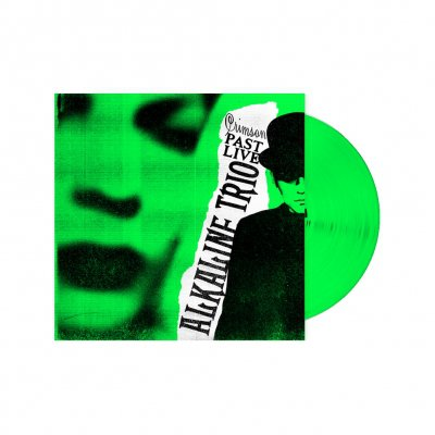 alkaline-trio - Crimson: Past Live | Green Vinyl