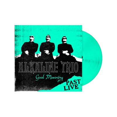 shop - Good Mourning: Past Live | Turquoise Vinyl