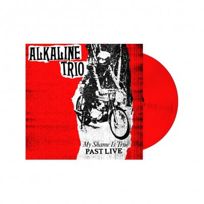 shop - My Shame: Past Live | Red Vinyl