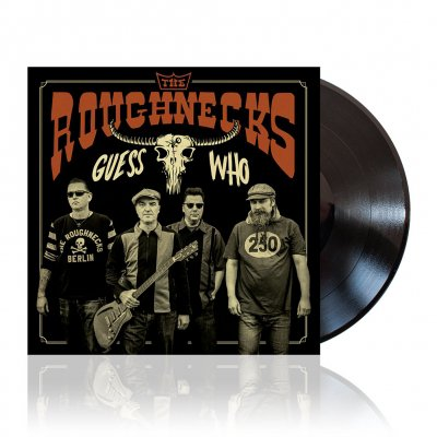 The Roughnecks - Guess Who | 12 Inch Vinyl EP
