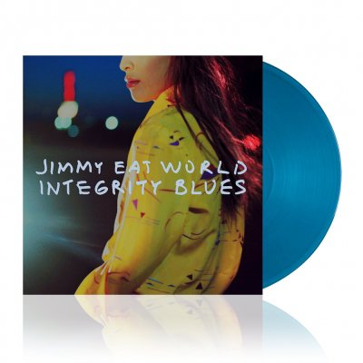 shop - Integrity Blues | Turquoise Vinyl