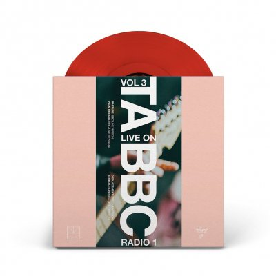 touche-amore - Live on BBC Radio 1, Vol.3 | Clear Red 7 Inch