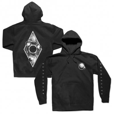 architects - Cosmos Eclipse Black | Hoodie