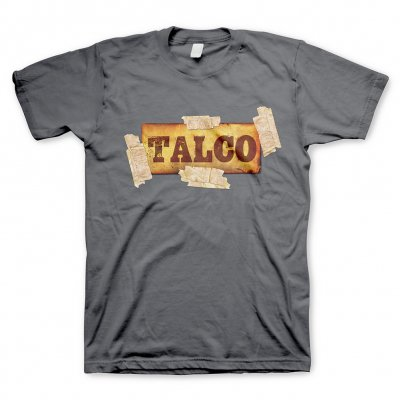 talco - New Logo Charcoal | T-Shirt