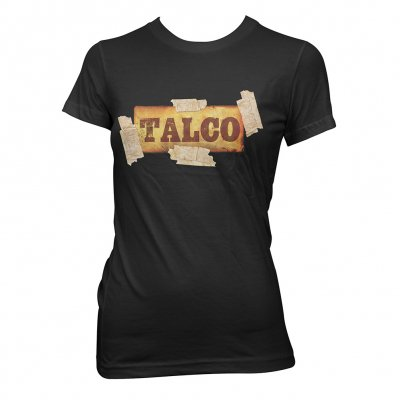 Talco - New Logo | Girl Fitted T-Shirt