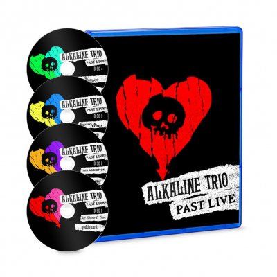 alkaline-trio - Past Live | Blu-Ray