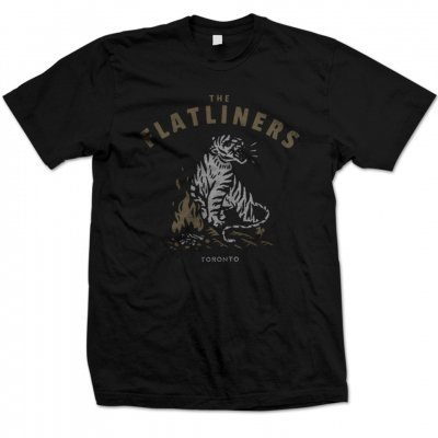 the-flatliners - Tiger Fire | T-Shirt