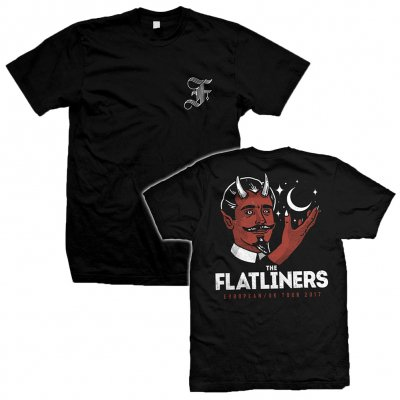 the-flatliners - Devil Clutch | T-Shirt