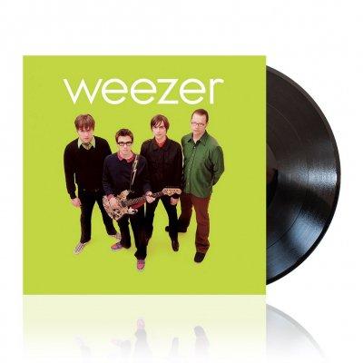 weezer - Green Album | Black 180g Vinyl