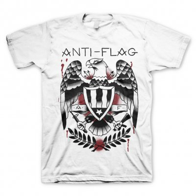 anti-flag - Tattoo Eagle | T-Shirt
