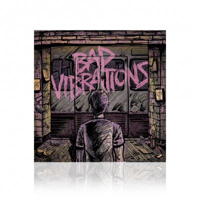 A Day To Remember - Bad Vibrations | CD