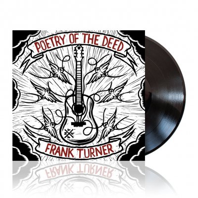 Frank Turner - Poetry Of The Deed | 180g Vinyl