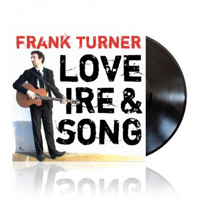 Frank Turner - Love, Ire & Song | 180g Vinyl