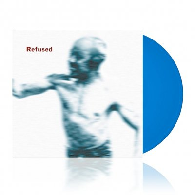 refused - Songs To Fan The Flames… | Light Blue Vinyl