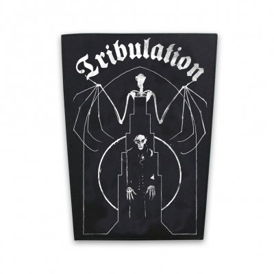 tribulation - Bat | Backpatch