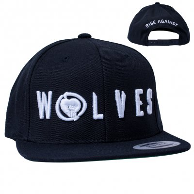 rise-against - Wolves | Snapback Cap