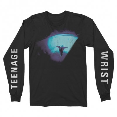 Teenage Wrist - Chrome Neon Jesus | Longsleeve