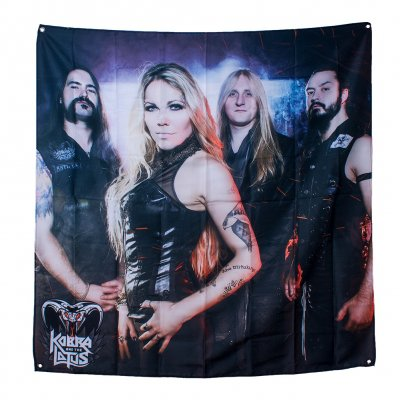 Kobra And The Lotus - KATL | Flag