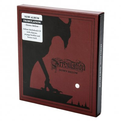 Tribulation - Down Below | Deluxe Mediabook CD