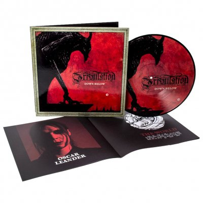 Tribulation - Down Below | Picture LP