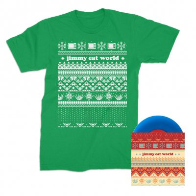 jimmy-eat-world - Jimmy Eat World | Last Christmas T-Shirt Bundle