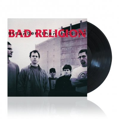 bad-religion - Stranger Than Fiction Remastered | Black Vinyl