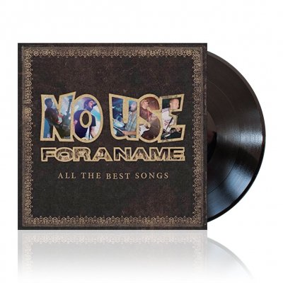 No Use For A Name - All The Best Songs | 2xBlack Vinyl