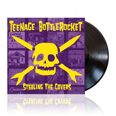 fat-wreck-chords - Stealing the Covers | Black Vinyl