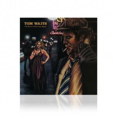 Tom Waits - The Heart of Saturday Night Remastered | CD