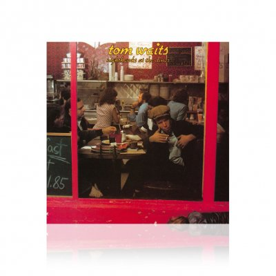 tom-waits - Nighthawks at the Diner Remastered | CD