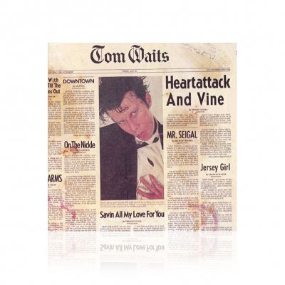 Tom Waits - Heartattack and Vine Remastered | CD