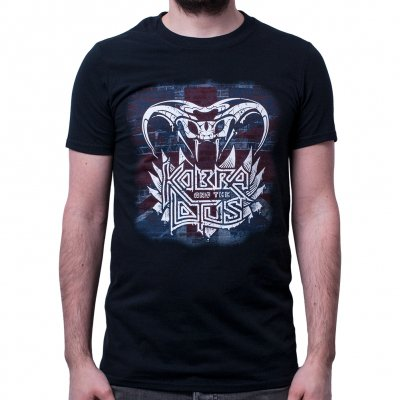 kobra-and-the-lotus - Union Jack Kobra | T-Shirt