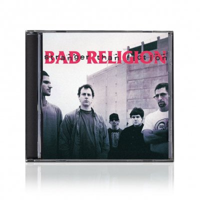 bad-religion - Stranger Than Fiction Remastered | CD