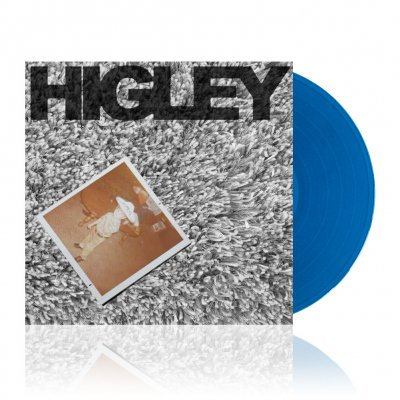 Higley - s/t | Clear Blue Vinyl